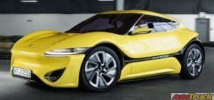 Компания nanoFlowcell представила свои электромобили в Женеве