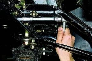 рулевой механизм Газель