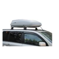 Автомобильный боксLUX 960 480L серый глянец