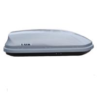 Автомобильный бокс LUX 390 360L белый глянец