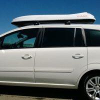 Автобокс на крышу Yuago Cosmo 480 литров