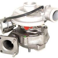 Турбина Alfa-Romeo 166 454150-5005S