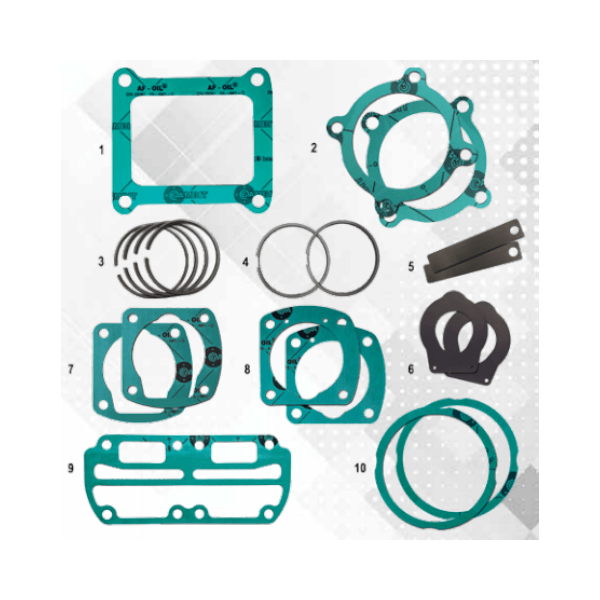 Ремкомплект компрессора ПК-310 № 2