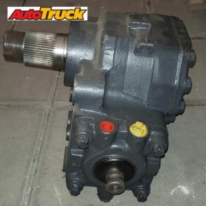 Ремонт рулевого механизма DAF